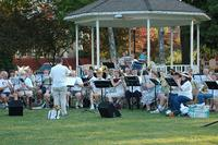 Corvallis Community Band photo by Linda Schapper