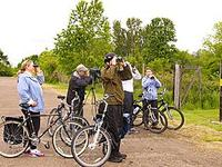 Audubon Society of Corvallis bicycle field trip